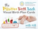 The Positive Birth Book Visual Birth Plan Cards - Book