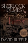 Sherlock Holmes and the Lyme Regis Horror - Book