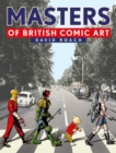 Masters of British Comic Art - Book