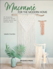 Macrame for the Modern Home - eBook
