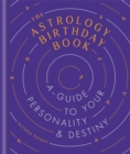 The Astrology Birthday Book - Book