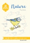 10 Step Drawing: Nature : Draw 60 Plants & Animals in 10 Easy Steps - Book