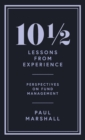 101/2 Lessons from Experience : Perspectives on Fund Management - eBook