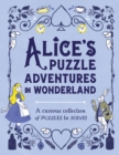 Alice's Puzzle Adventures in Wonderland - Book