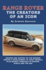 Range Rover The Creators of an Icon - Book