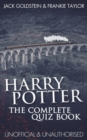 The Harry Potter Quiz Book - Book