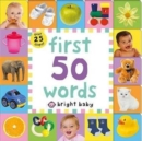 First 50 Words : Lift the Flap Tab - Book