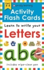 Activity Flash Cards Letters - Book