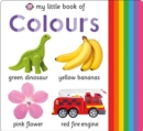 My Little Book of Colours - Book
