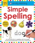 Simple Spelling - Book