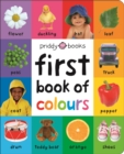 First Book of Colours - Book