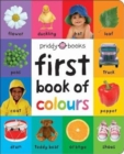 First Book of Colours (Large Ed) - Book