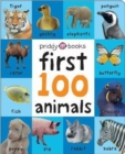 First 100 Soft To Touch Animals (Large Ed) - Book