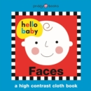 Hello Baby Faces Cloth Book - Book