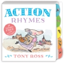 Action Rhymes (My Favourite Nursery Rhymes Board Book) - Book