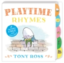 Playtime Rhymes (My Favourite Nursery Rhymes Board Book) - Book