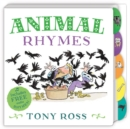Animal Rhymes (My Favourite Nursery Rhymes Board Book) - Book