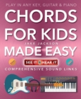 Chords for Kids Made Easy : Comprehensive Sound Links - Book