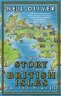 The Story of the British Isles in 100 Places - Book