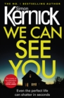 We Can See You - Book