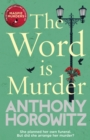The Word Is Murder - Book