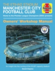 The Official Manchester City Stadium Manual - Book