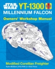YT-1300 Millennium Falcon Owners' Workshop Manual - Book