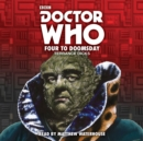 Doctor Who: Four to Doomsday : 5th Doctor Novelisation - Book