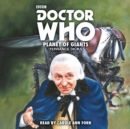 Doctor Who: Planet of Giants : 1st Doctor Novelisation - Book