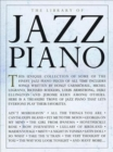 The Library Of Jazz Piano - Book