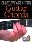 Absolute Beginners : Guitar Chords (Book/Download Card) - Book