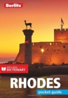 Berlitz Pocket Guide Rhodes (Travel Guide with Dictionary) - Book