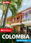 Berlitz Pocket Guide Colombia (Travel Guide with Dictionary) - Book