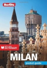 Berlitz Pocket Guide Milan (Travel Guide with Dictionary) - Book