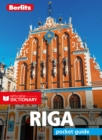 Berlitz Pocket Guide Riga (Travel Guide with Dictionary) - Book
