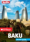 Berlitz Pocket Guide Baku (Travel Guide with Dictionary) - Book