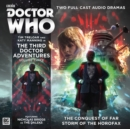 The Third Doctor Adventures - Volume 3 - Book