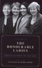 The Honourable Ladies : Profiles of Women MPs 1997-2019 Volume II - Book