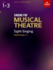 Singing for Musical Theatre Sight-Singing, ABRSM Grades 1-3, from 2019 - Book