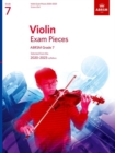 Violin Exam Pieces 2020-2023, ABRSM Grade 7, Score & Part : Selected from the 2020-2023 syllabus - Book