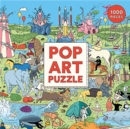 Pop Art Puzzle : Make the Jigsaw and Spot the Artists - Book