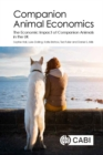 Companion Animal Economics : The Economic Impact of Companion Animals in the UK - eBook