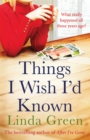 Things I Wish I'd Known - Book