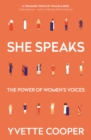 She Speaks : The Power of Women's Voices - Book