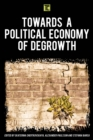 Towards a Political Economy of Degrowth - Book