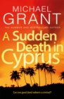 A Sudden Death in Cyprus - eBook