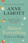 Almost Everything : Notes on Hope - Book