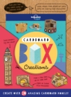 Cardboard Box Creations - Book