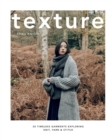 Texture : 20 timeless garments exploring knit, yarn & stitch - Book