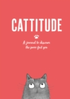 Cattitude: A journal to discover the purr-fect you - Book